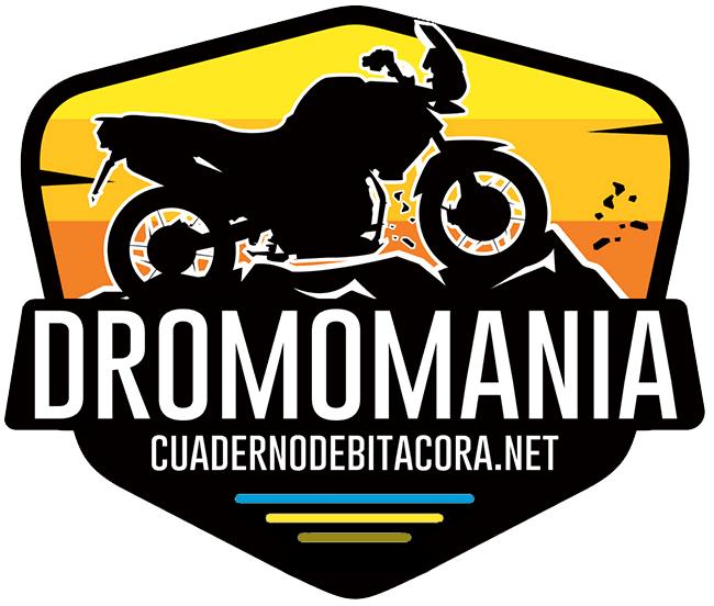CUADERNO DE BITÁCORA - DROMOMANÍA - EL MUNDO EN MOTO